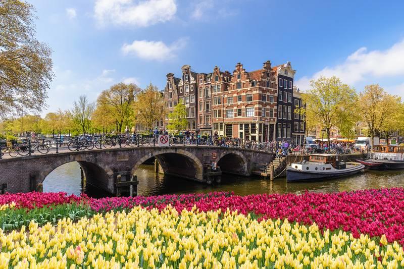 Wycieczka do Amsterdamu
