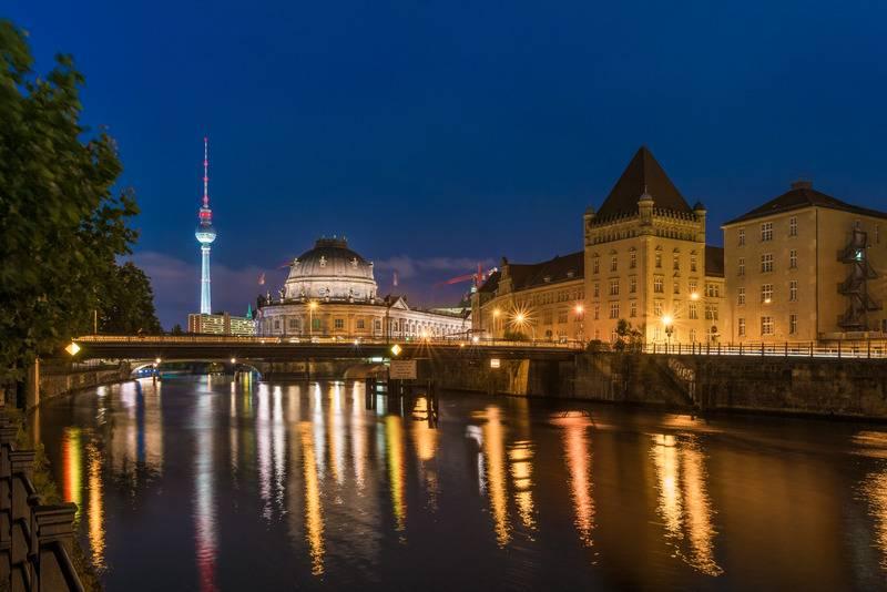 Berlin noca