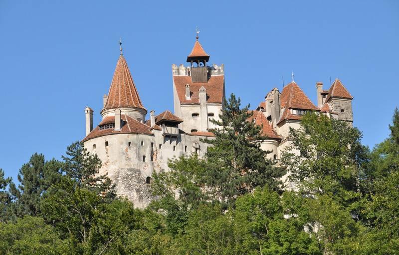 Wycieczka Zamek Drakuli