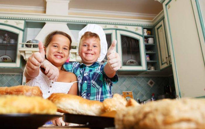 Warsztaty w Domu Chleba