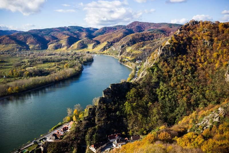 Wycieczka Dolina Rzeki Wachau