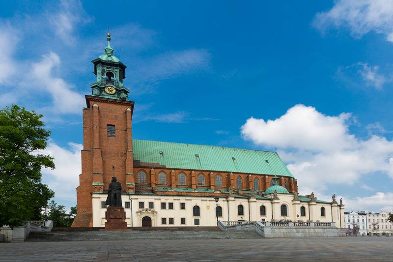 Katedra Gniezno wycieczka