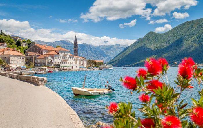 Zatoka Kotorska Perast