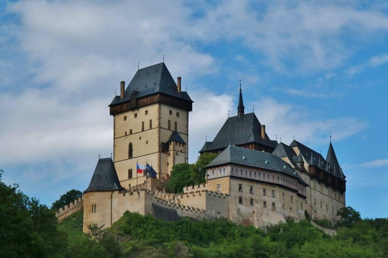 Wycieczka Zamek Karlstein