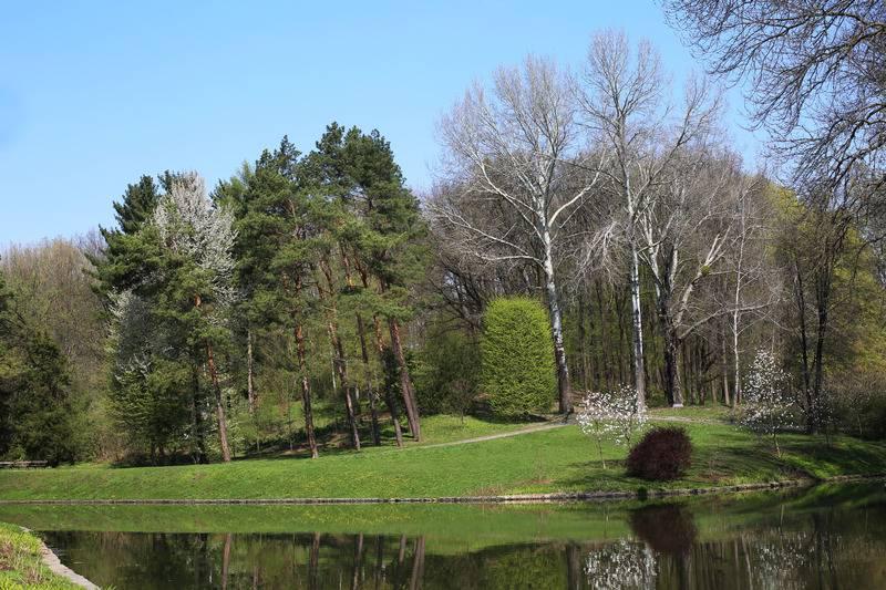 Ogród Przelewice