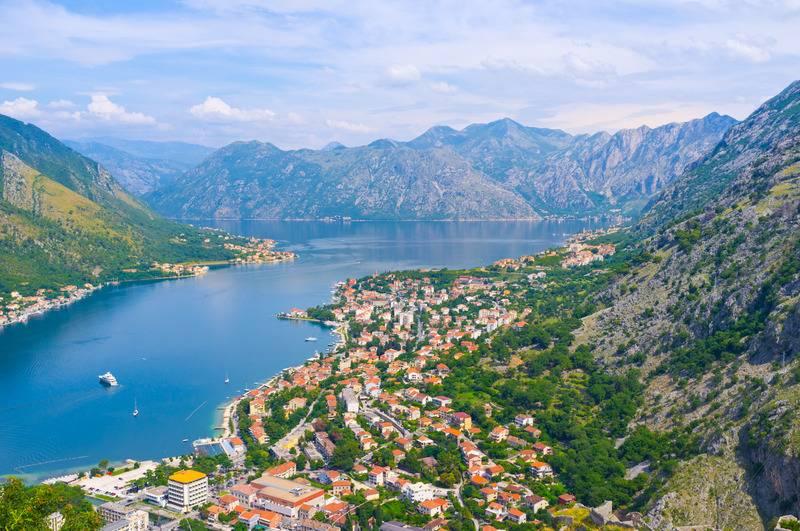Wycieczka Boka Kotorska