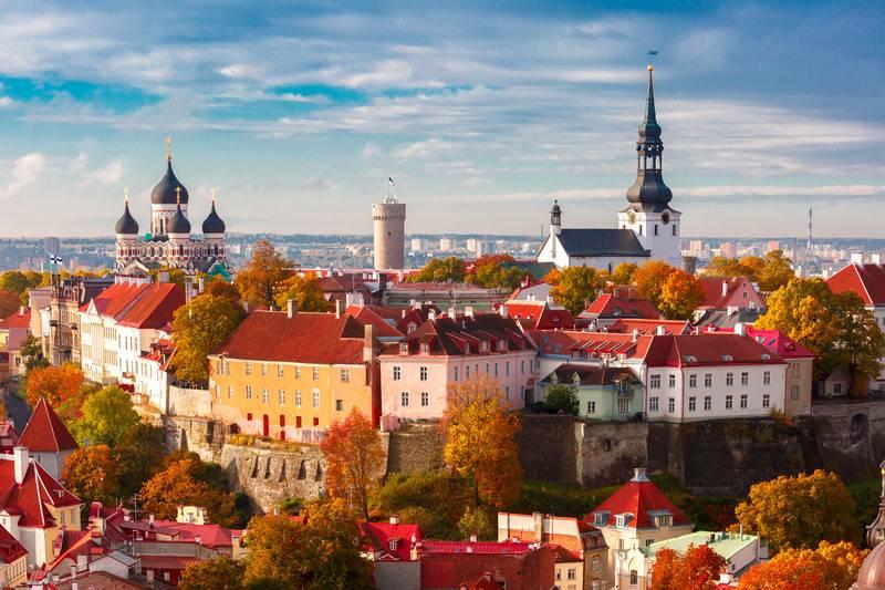 Wycieczka do Tallina