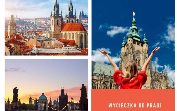 Wycieczka do Pragi ze Szczecina