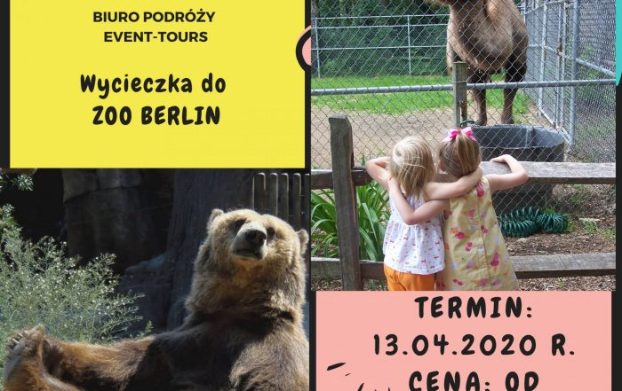 Wycioeczka do ZOO BERLIN