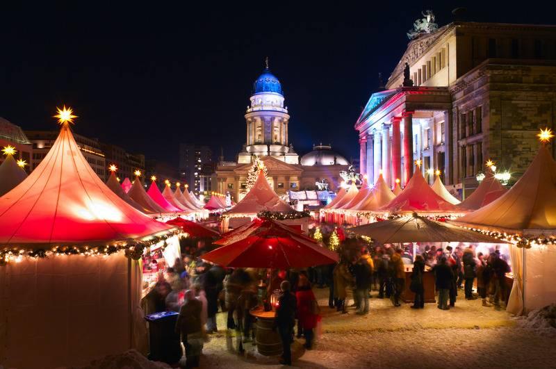 jarmark świąteczny berlin