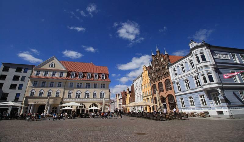 Wycieczka do Stralsund