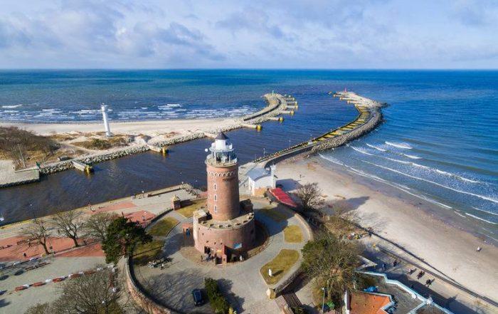Wycieczka i zwiedzania Kołobrzegu