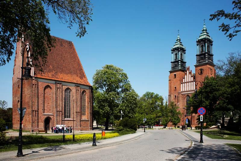 Ostrów Tumski Poznan