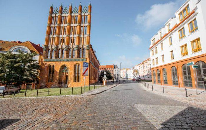 Wycieczki i zwiedzanie Szczecina
