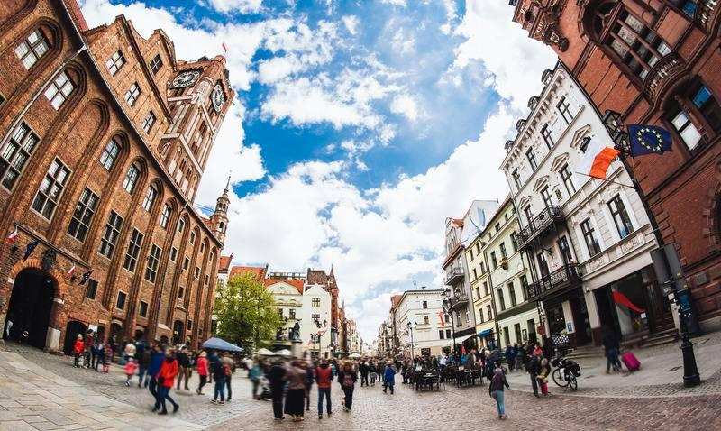 Rynek Toruń
