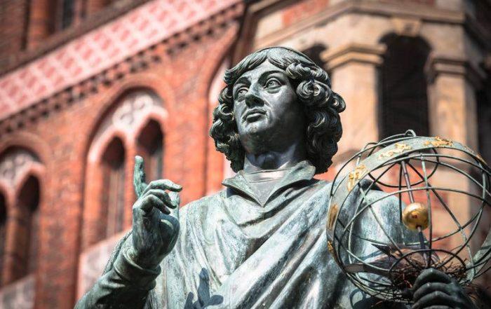 Pomik Kopernika Toruń