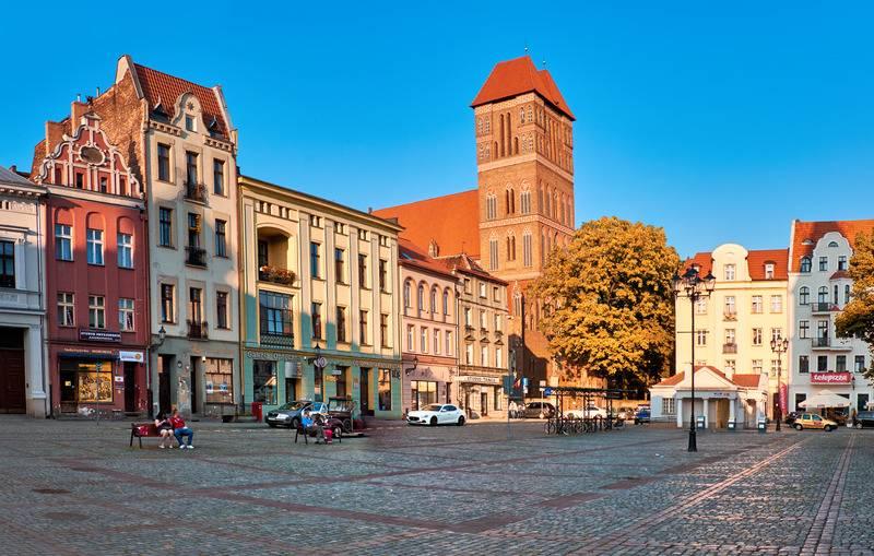 Nowy Rynek Toruń