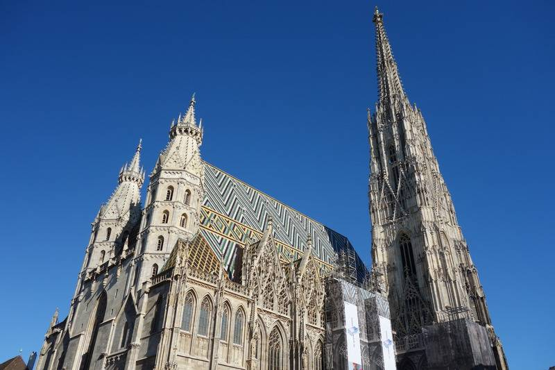 Katedra sw. Szczepana Wiedeń