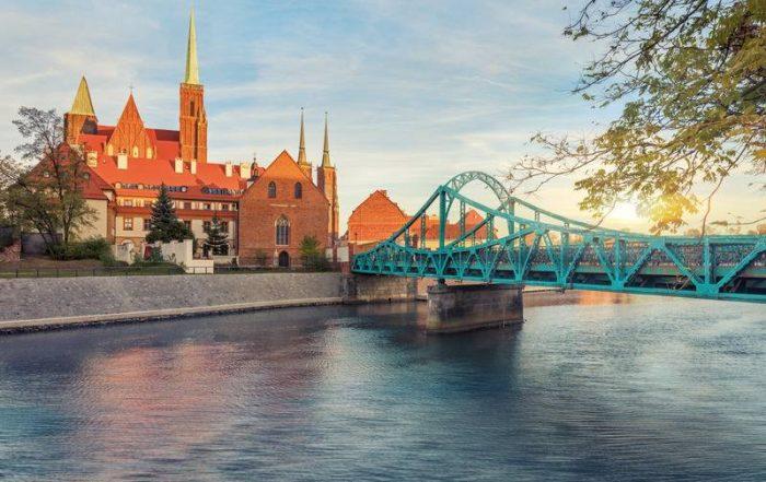 Wycieczka Ostrów Tumski Wroclaw