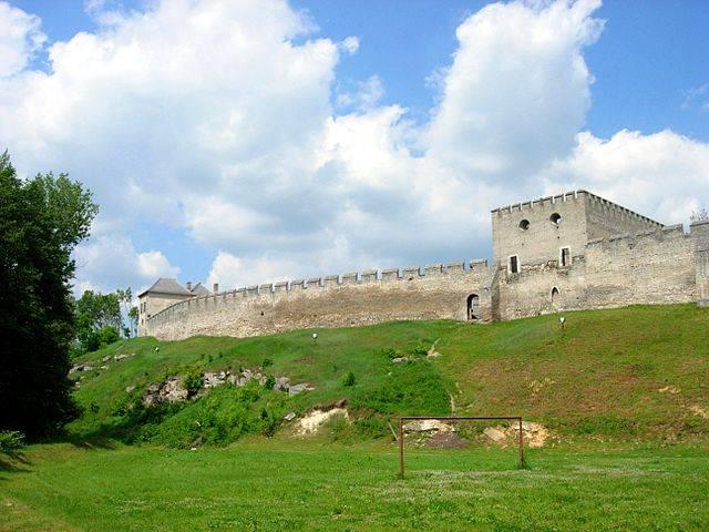 Zamek Szydłów