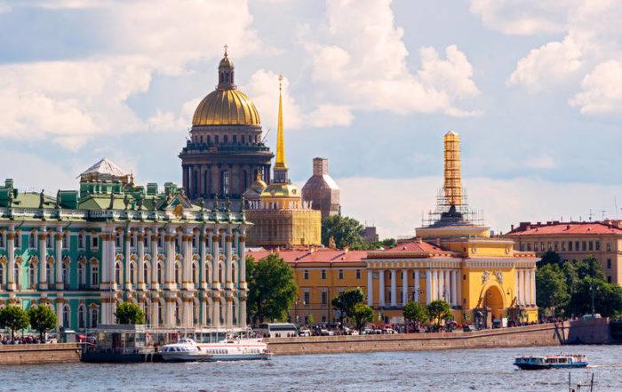 Wycieczka Sankt Petersburg - Wenecja Północy
