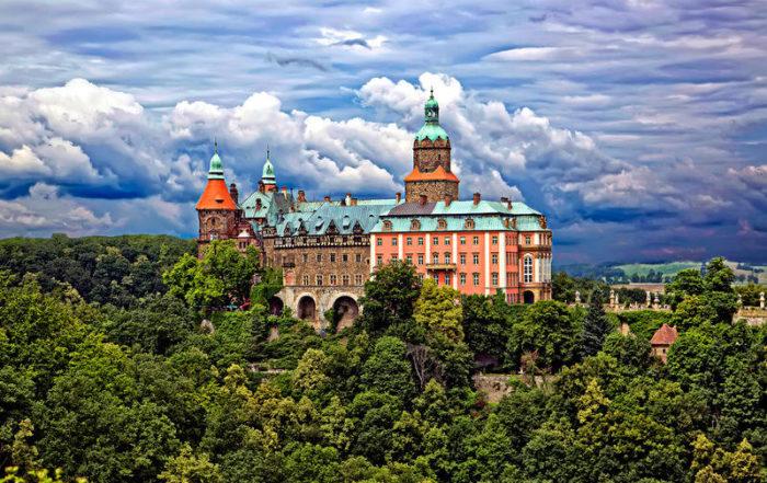 Zamki Dolnego Śląska w dwa dni