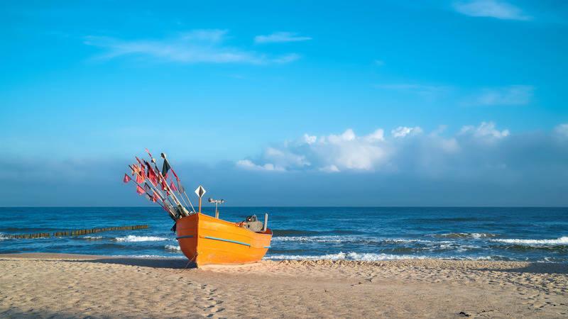 Plaża Rewal