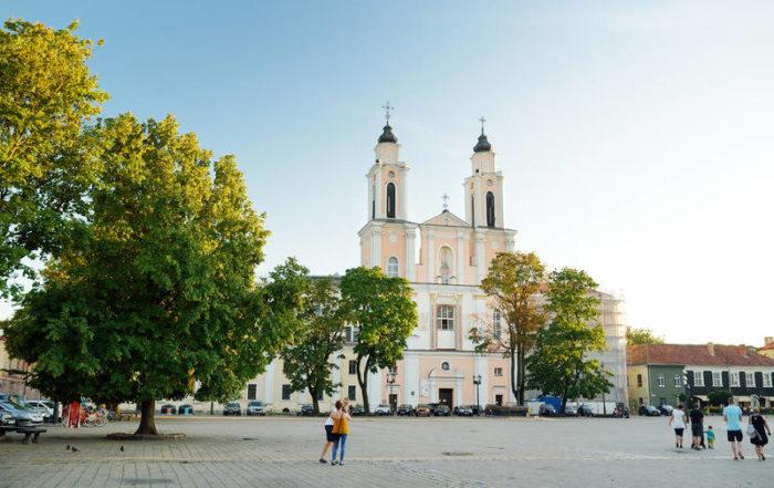 Wycieczka Wielkie Księstwo Litewskie