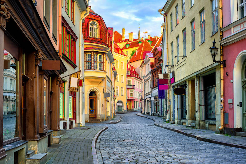 Wycieczka Bursztynowy Szlak Bałtycki