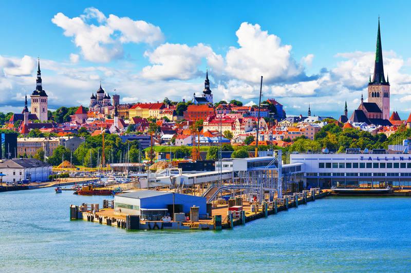 Wycieczka Łotwa, Estonia, Helsinki