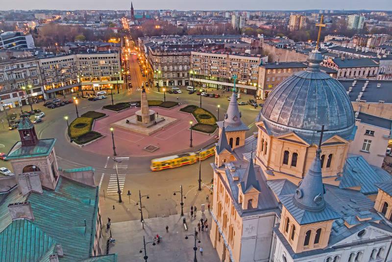 Centrum Łodzi