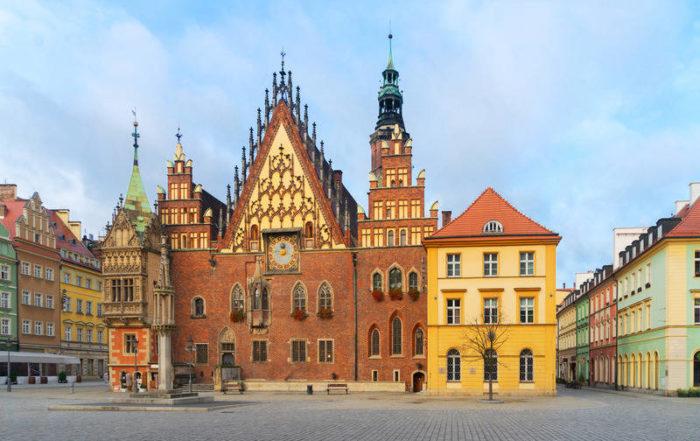 Wycieczka Wrocław na Weekend