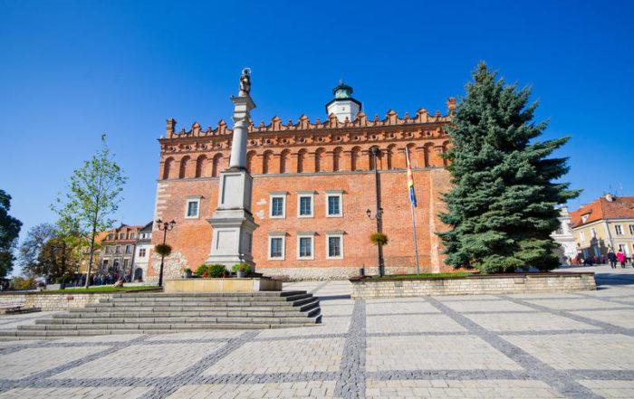 Wycieczka Sandomierz i Opatów