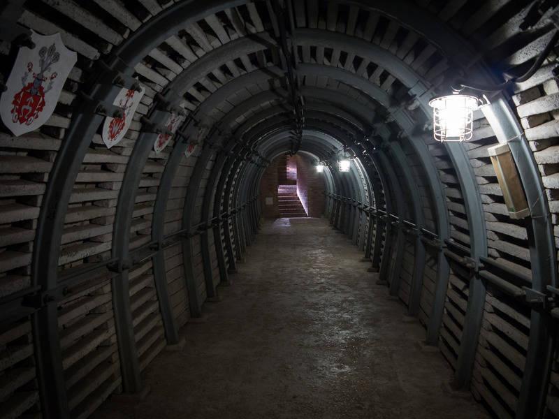 Trasa podziemna Sandomierz