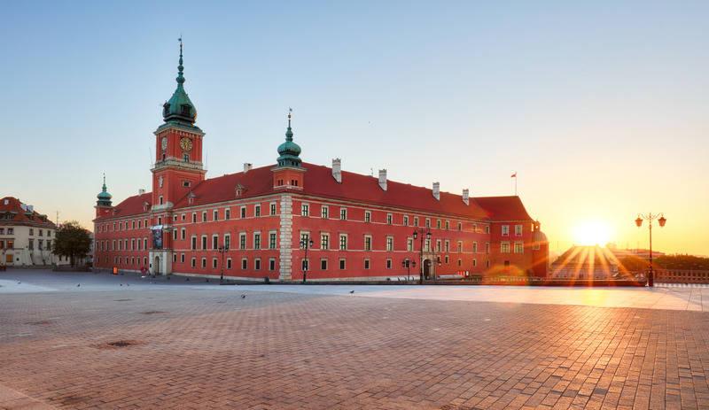 Wycieczka Warszawa w dwa dni