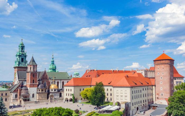 Wycieczka Kraków w królewskim stylu