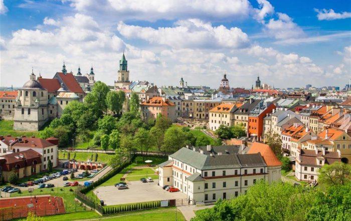 Zamki i Pałace Lubelszczyzny