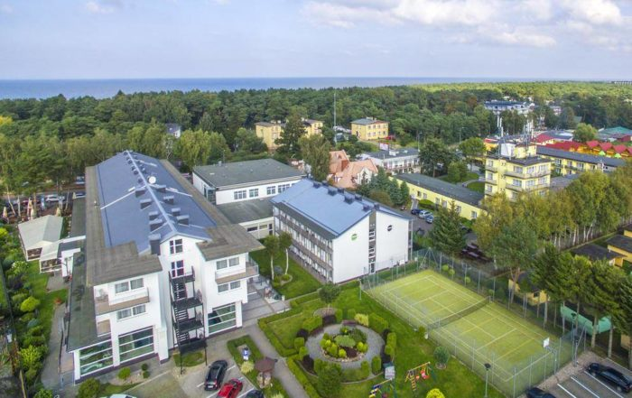 Hotel Akces Medical SPA Dźwirzyno