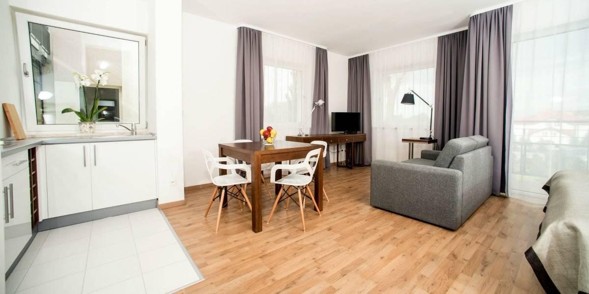 Atrium Apartamenty w Sarbinowie