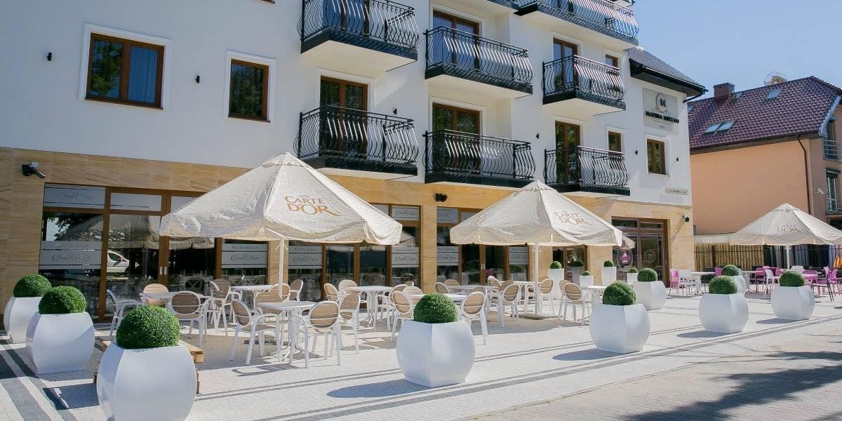Wczasy Hotel Marina Mielno