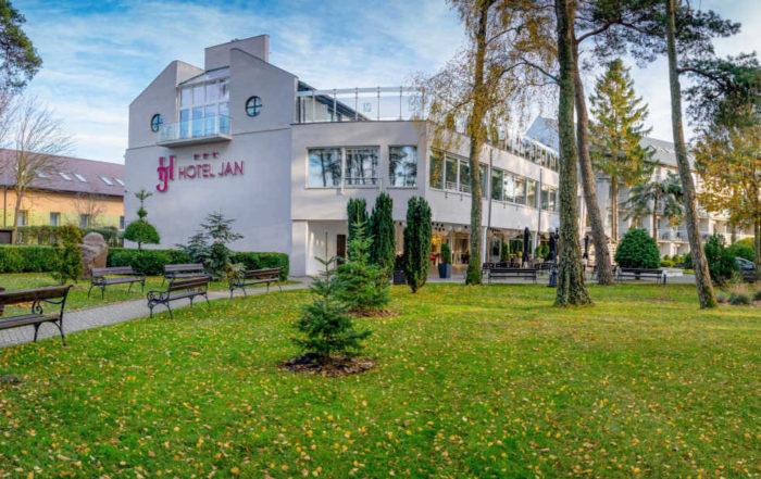 Wczasy Hotel Jan Darłowo