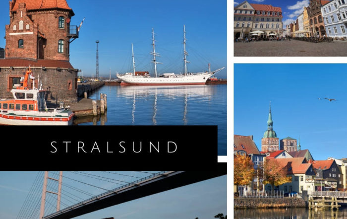 Stralsund Atrakcje