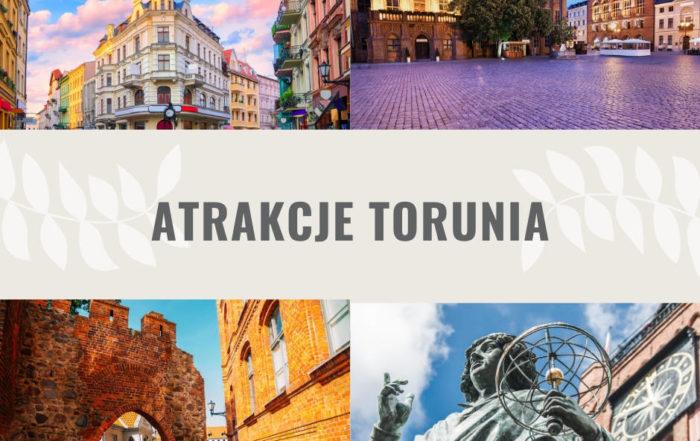 Atrakcje Torunia
