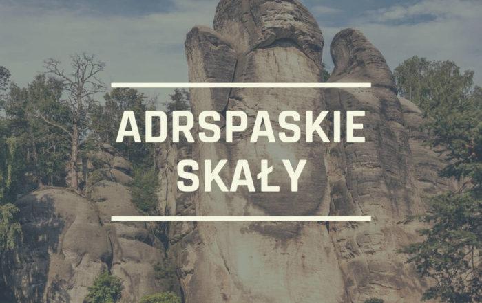Adrspaskie Skały w Czechach