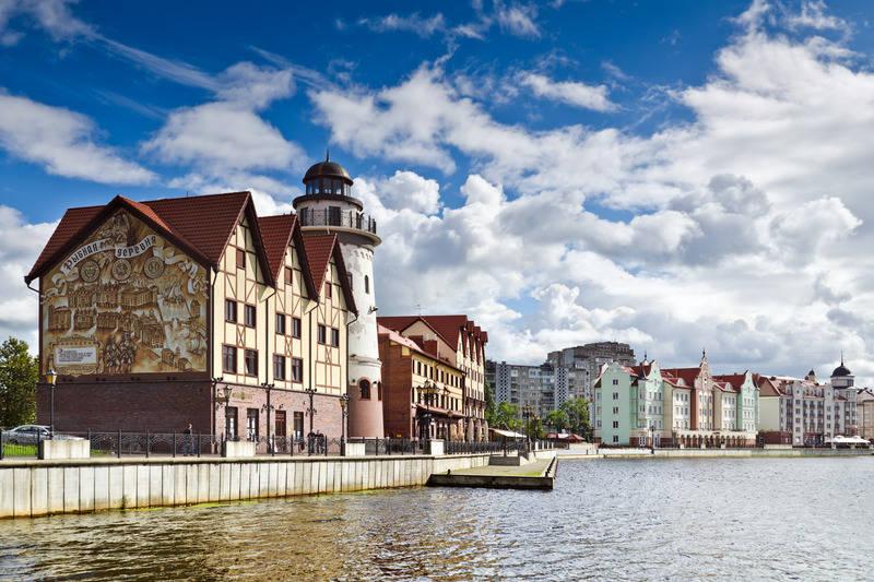 Wycieczka Kaliningrad ze Szczecina