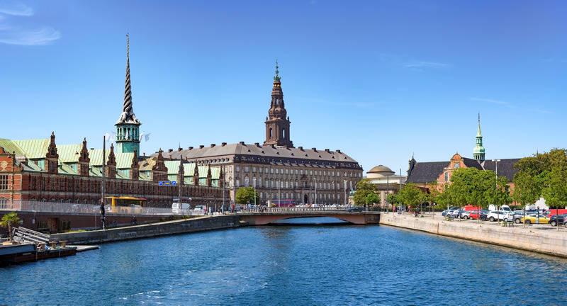Christianborg Kopenhaga