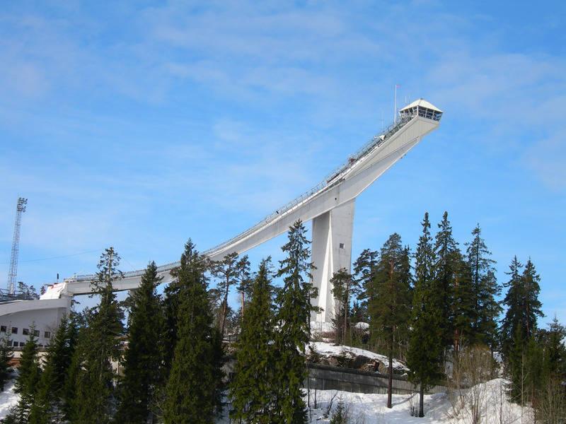 Skocznia Oslo