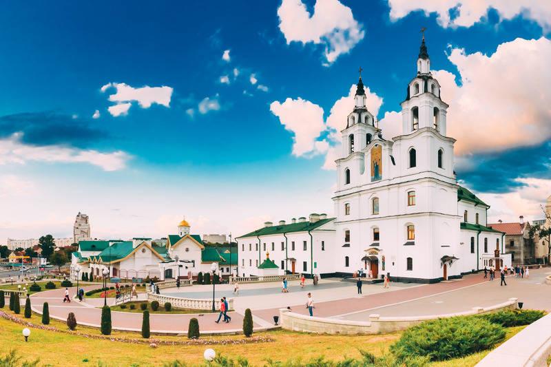 Wycieczka Białoruś Mińsk 6 dni