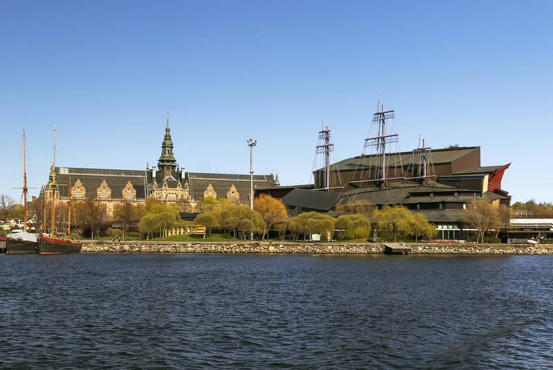 Muzeum Vasa Sztokholm