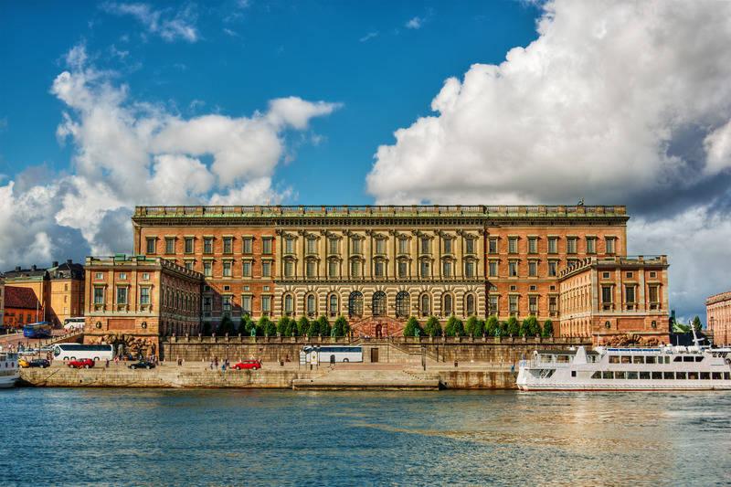 Pałac Królewski Sztokholm